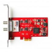 TBS 6281 SE DVB-T2/C TV CI PCIe
