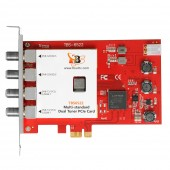 TBS 6522 Multi Standard Dual Tuner Card PCIe