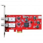 TBS 6902 PCI-E DVB-S2 Dual